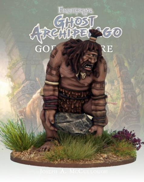 Frostgrave: Ghost Archipelago Cyclops
