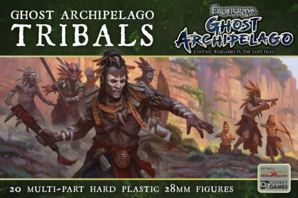 Frostgrave: Ghost Archipelago Tribals