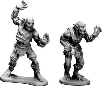 Frostgrave: Ghouls