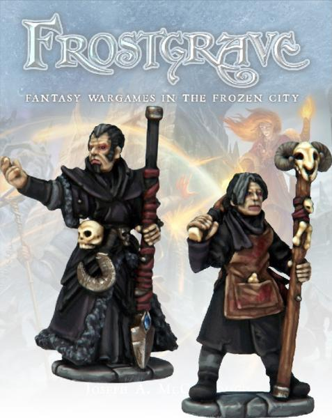 Frostgrave: Necromancer and Apprentice