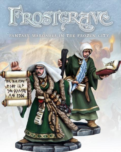 Frostgrave: Sigilist and Apprentice