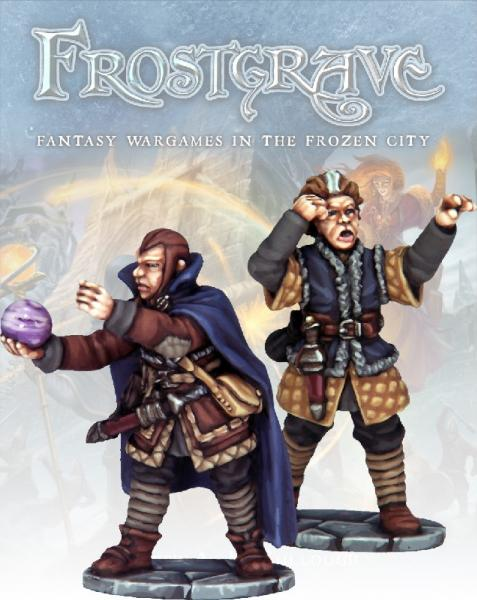 Frostgrave: Soothsayer and Apprentice