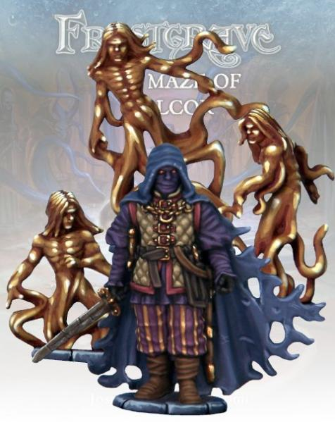 Frostgrave: The Wraith of Malcor and Advisory Council