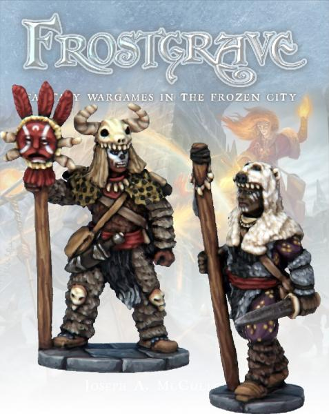 Frostgrave: Witch and Apprentice