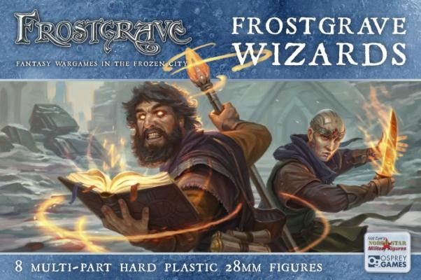 Frostgrave: Wizards