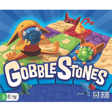 GOBBLESTONES [Damaged]
