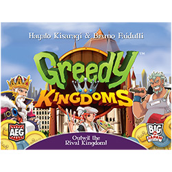 Greedy Kingdoms [Damaged]