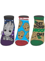 GUARDIANS - 3 PAIR ANKLE SOCK PACK