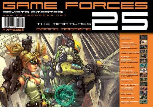 Game Forces Magazine (English): Issue #25