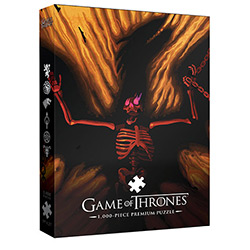 Game of Thrones- Dracarys (1000 Piece Puzzle)