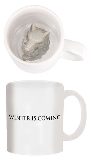 Game of Thrones Mug: Direwolf
