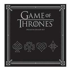 Game of Thrones: Playing Cards (2 Deck Set)