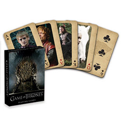 Game of Thrones: Playing Cards (Set 1)