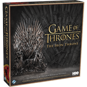 Game of Thrones- The Iron Throne