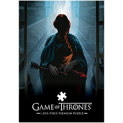 Game of Thrones- Your Name Will Disappear (1000 Piece Puzzle)