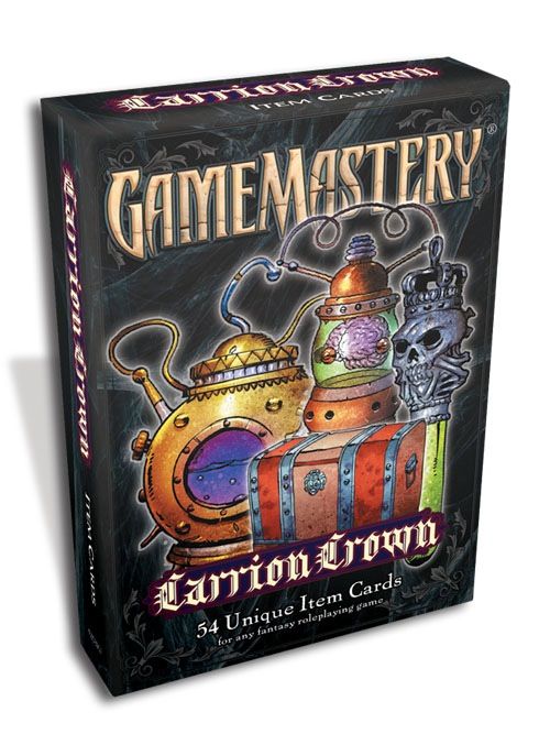 GameMastery: Item Cards: Carrion Crown