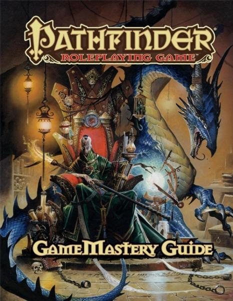 Pathfinder: GameMastery Guide [Damaged]