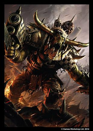 GameWorkshop Art Sleeves: Orks [SALE]