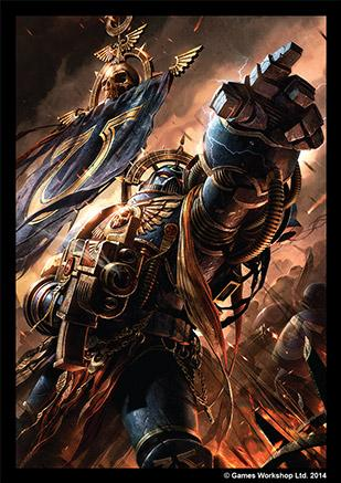 GameWorkshop Art Sleeves: Space Marines [SALE]
