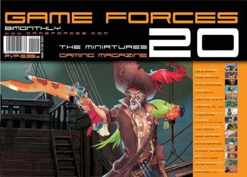 Game Forces Magazine (Spanish with English Translation): Issue #20