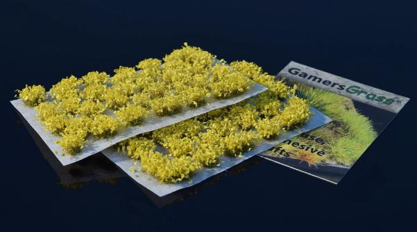 Gamers Grass: Yellow Flowers