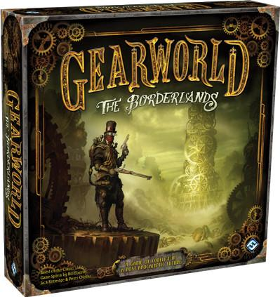 Gearworld: The Borderlands [SALE]