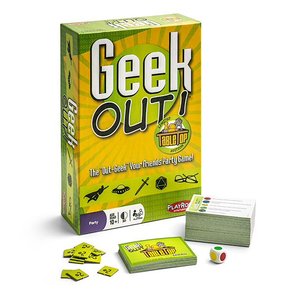 Geek Out! Tabletop Edition (Limited)