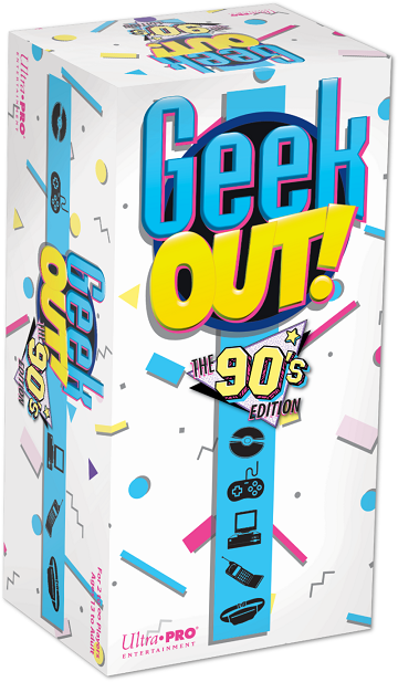 Geek Out! The 90s Edition