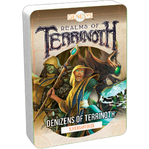 Genesys: Denizens of Terrinoth