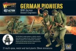 Bolt Action: German: Pioneers