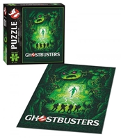 Ghostbusters Puzzle: Artist Series #1