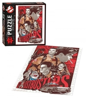 Ghostbusters Puzzle: Artist Series #2