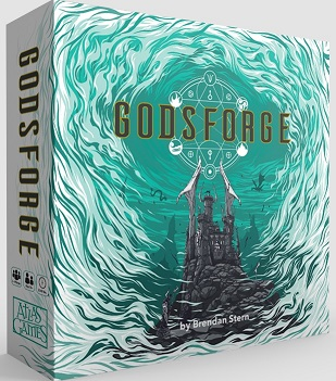 Godsforge [Damaged]
