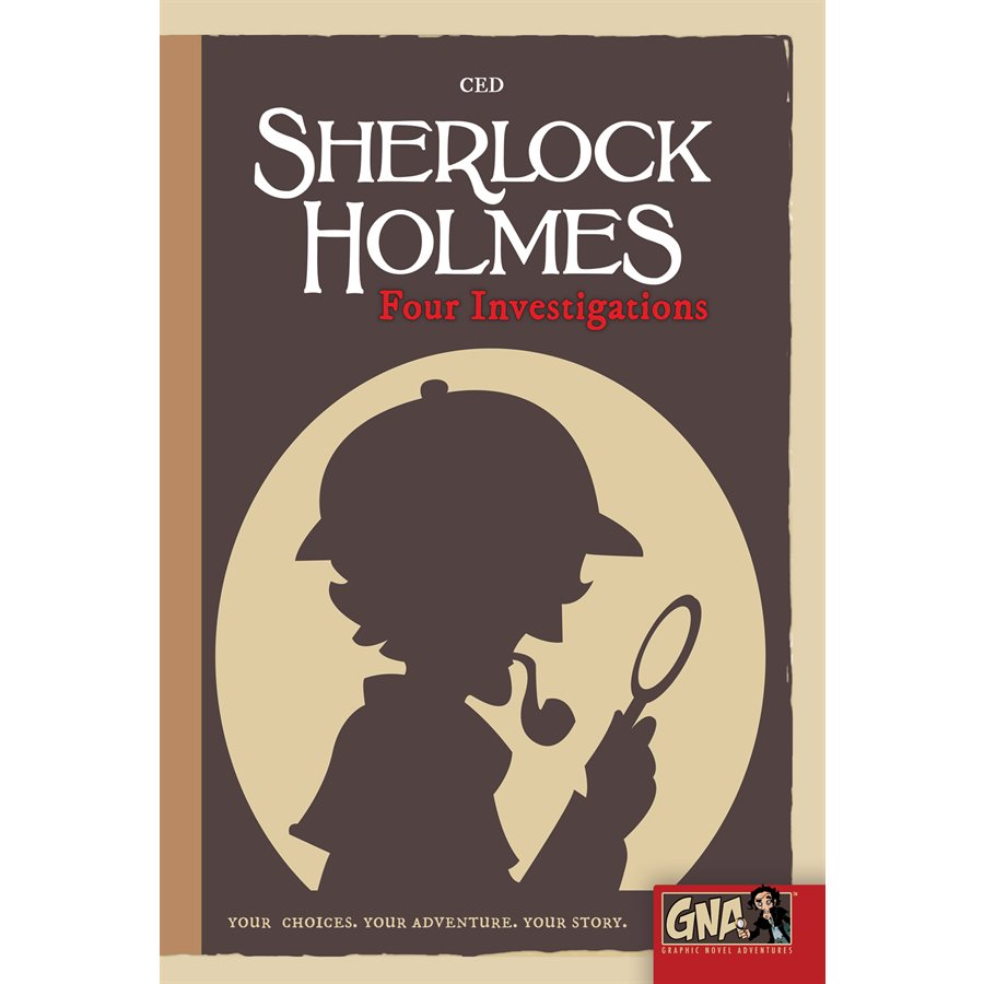 Graphic Novel Adventures #5: Sherlock Holmes