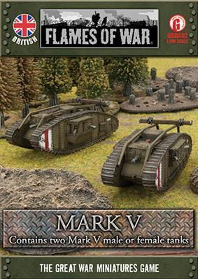 Great War: British: Mark V