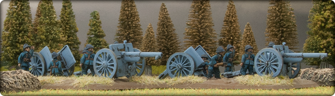 Great War: French: 75mm Mle 1897 Gun