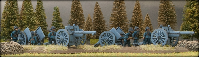 Great War: USA: 75mm Mle 1897 Gun