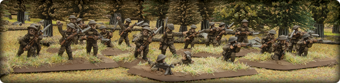 Great War: USA: Rifle Platoon