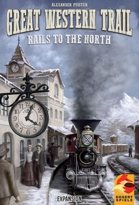 Great Western Trail: Rails to the North [SALE]