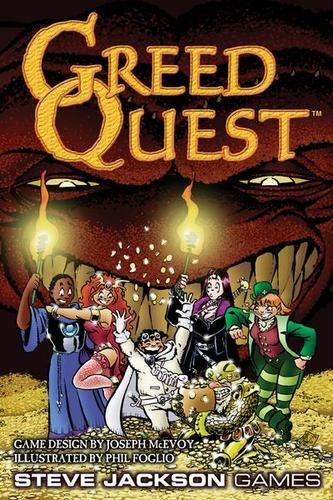 Greed Quest [SALE]