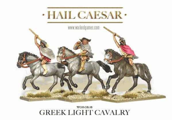 Hail Caesar: Greeks: Light Cavalry