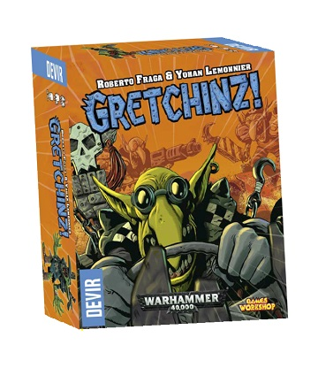 Gretchinz! [Damaged]
