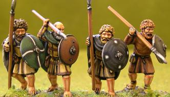 Gripping Beast 28mm Age Of Arthur: Irish- Warriors #2 (4)
