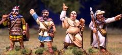 Gripping Beast 28mm Age Of Arthur: Pict- Characters #1 (4)