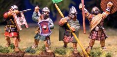 Gripping Beast 28mm Age Of Arthur: Pict- Heroes (4)