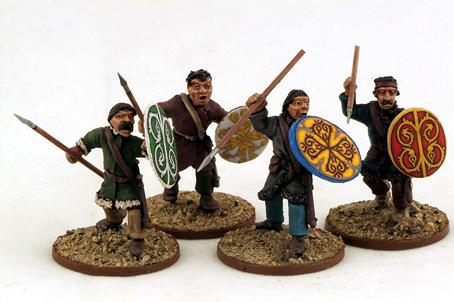 Gripping Beast 28mm Armies Of Islam: Daylami Light Infantry (4)