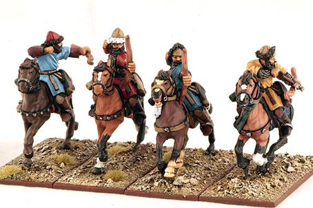 Gripping Beast 28mm Armies Of Islam: Seljuk Horse Archers (4)