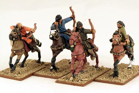 Gripping Beast 28mm Armies Of Islam: Turcoman Horse Archers (4)