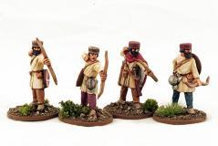 Gripping Beast 28mm Historical: Late Roman Archers (4)