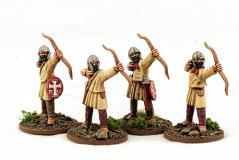 Gripping Beast 28mm Historical: Late Roman Archers (Overhead) (4)